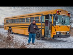 I bought a School Bus for Science Project - YouTube Buy A School Bus, Science Projects, Automobile, Facebook, Youtube, Stuff To Buy, Instagram, Car, Science Fair Projects