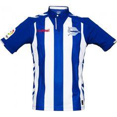 Tailandia Camiseta Alaves Primera 2016/17