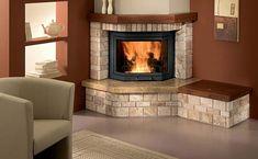 rivestimento per camino modello varano 7 esa 203 fireplace ideas rustic Corner Fireplace Tv Stand, Corner Fireplace Mantels, Craftsman Fireplace, Home Fireplace, Brick Fireplace, Living Room With Fireplace, Fireplace Design, Fireplace Ideas, Small Space Interior Design