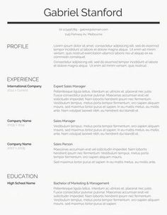 Click Here To Download This Data Analyst Resume Template Http
