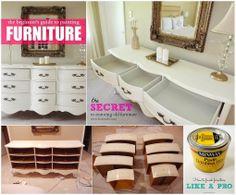 The Secret to Restoring Old Furniture