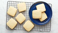 These buttery Easy Shortbread Cookies are spectacular! They are so easy to make and taste divine.