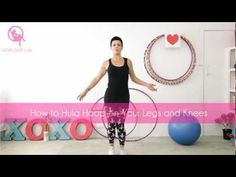 Hooping tutorial: How to Get it Up - Moving Your Hula Hoop Up Your Body - YouTube
