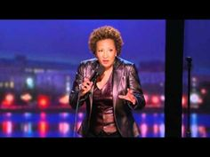 Wanda Sykes - Waxed. This whole special was probably the funniest ones, it made me laugh so hard I cried!