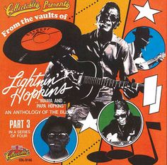 Lightnin' Hopkins - From The Vaults of Everest Records Part 3-Mama and Papa Hopkins