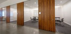 Wood Office Swing Doors & Panels | Modernus: