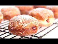 Jelly Donut Recipe| Laura in the Kitchen