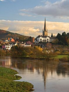 Ross-on-Wye, Herefordshire, England. Our tips for 25 fun things to do in England: http://www.europealacarte.co.uk/blog/2011/08/18/what-to-do-england/