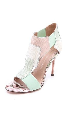 b438e17fcc9 Jean-Michel Cazabat Octavia T Strap Sandals