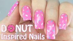 Easy Donut Nails!