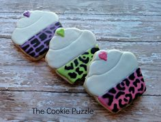 ... Cookie Puzzle on Pinterest | Puzzles, Flower cookies and Kansas city