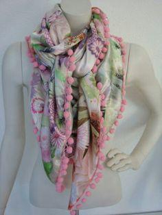 Tres jolies sjaals