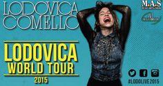 Lodovica Comello World Tour: a Milano in concerto il 7 febbraio 2015