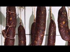 Kulen Wurst Paprika Wurst Kroatische Delikatesse vom Backmetz - YouTube