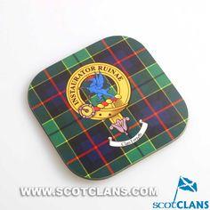 Forsyth Clan Crest C