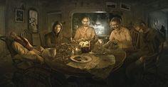 Residente Evil 7 ia ser como Resident Evil 6.