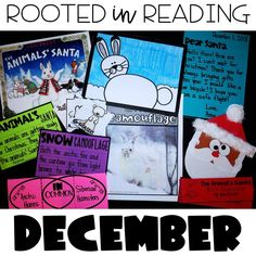 December Read Alouds
