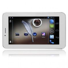 Ampe A65 MTK6515 6.5 Inch 1.0GHz 4GB 2G Phone Call Android 4.1 Tablet