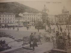 Como, Cavour square 20's