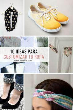 ¡Renueva tu armario! :) Personaliza zapatillas, gorros, bolsos...