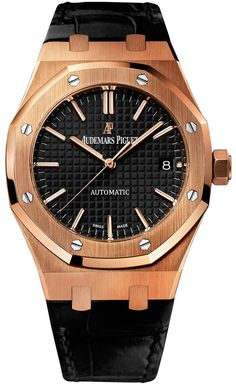 Pre-owned Audemars Piguet Royal Oak Rose Gold Watch Audemars Piguet Watches, Audemars Piguet Royal Oak, Patek Philippe, Tag Heuer, Breitling, Dior, Web Design, Swiss Army Watches, Chanel
