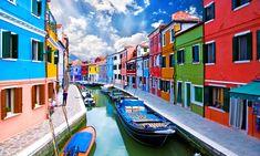 Murano, Italy Pinterest: livegrowlaugh