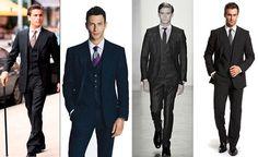 traje social para homens - Pesquisa Google