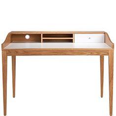Designer-Schreibtisch - Tisch - Sekretär Lennox Schreibtisch BUTLERS