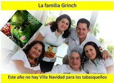 PRAXIS: LA FAMILIA GRINCH