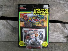 Rick Ferkel #0, Racing Champions, World Of Outlaws, Sprint Cars 1993, 1/64 Scale Die Cast Model Car, 1st Series, Collectible Toys by TheStorageChest on Etsy