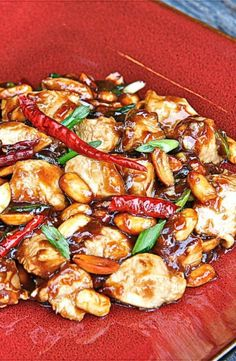 Kung Pao Chicken Breast Recipe Skip the takeout and make this delicious dinner at home. From The Hopeless Housewife
