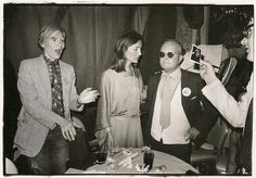Warhol and Capote