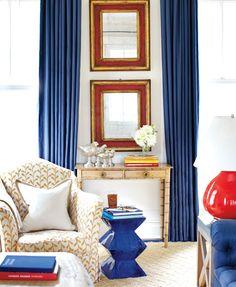 Hamptons home designed by Amanda Nisbet
