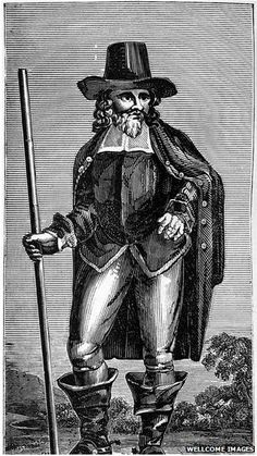 Matthew Hopkins, Witchfinder-General (b.1620 d.1647)