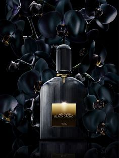 Black Orchid Tom Ford perfume - a fragrance for women 2006 Perfume Glamour, Tom Ford Black Orchid, Boutique Parfum, Toms, Fragrance Parfum, Still Life Photography, Smell Good, Gender Bender, Photography Basics