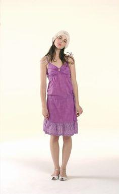 Cooler Cotton - Sommerkleider 2007: die Trends der Saison -