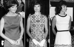 Friday Fashion: Mid Century Fashion Icon – Jackie Kennedy | The Daily Dibbler