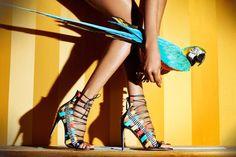 Pop #Jungle #Aquazzura #shoes #SS2015