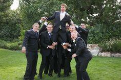 We love our grooms!  #StonebrookWeddings #BridalParty