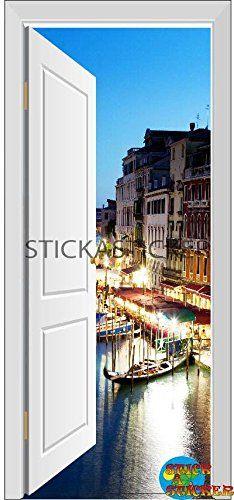 Sticker Trompe L'Oeil Porte Blanche Ouverte - 90 x 200 cm... https://www.amazon.fr/dp/B00QL749IU/ref=cm_sw_r_pi_dp_oXWAxbQ7266KT