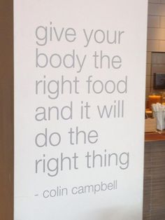 Our bodies are brilliant. Feed it with the right nutrients and you will feeling amazing. www.kimwilsonpollock.com
