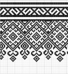 Charted Patterns from Medieval Egypt - Pattern Darning Tapestry Crochet Patterns, Crochet Stitches Patterns, Crochet Chart, Crochet Motif, Embroidery Patterns, Knitting Patterns, Mosaic Patterns, Knitting Designs, Beading Patterns