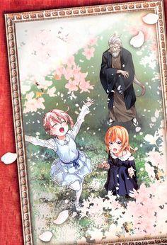 Shokugeki no Soma// Alice and Erina Nakiri