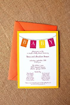 6173b13e3f220f729908886feeaeb587 fiesta invitations baby shower invitations fiesta baby shower invitation for girl (also available in boy,Mexican Themed Baby Shower Invitations