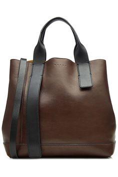Marni Leather Tote - $1499 https://twitter.com/gaefaefagaea4/status/895099981215932416