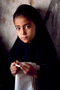 Just Write | Steve McCurry, Afghanistan