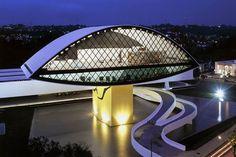 Museu Oscar Niemeyer, Curitiba - PR