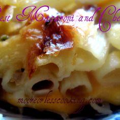 Garlic Parmesan Crusted Potatoes | Moore or Less Cooking Food Blog