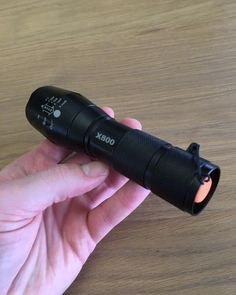 """Worlds Brightest"" Military Grade Flashlight Now Available To Public"