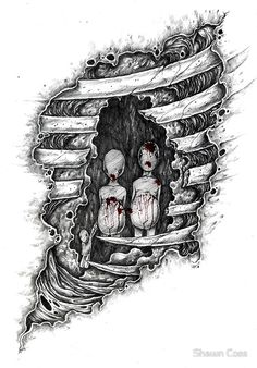 Looks infected by Shawn Coss